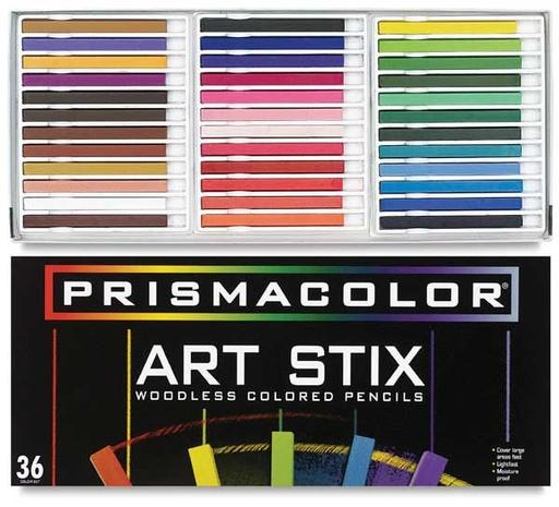 Prismacolor PRISMACOLOR ART STIX SET