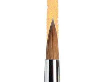 WINSOR NEWTON WINSOR & NEWTON BRUSH SERIES 7 MINIATURE ROUND 5