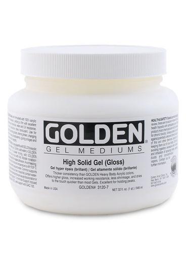GOLDEN GOLDEN HIGH SOLID GEL