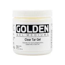 GOLDEN GOLDEN CLEAR TAR GEL