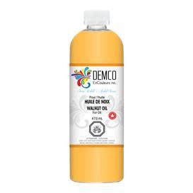 DEMCO DEMCO WALNUT OIL 4OZ