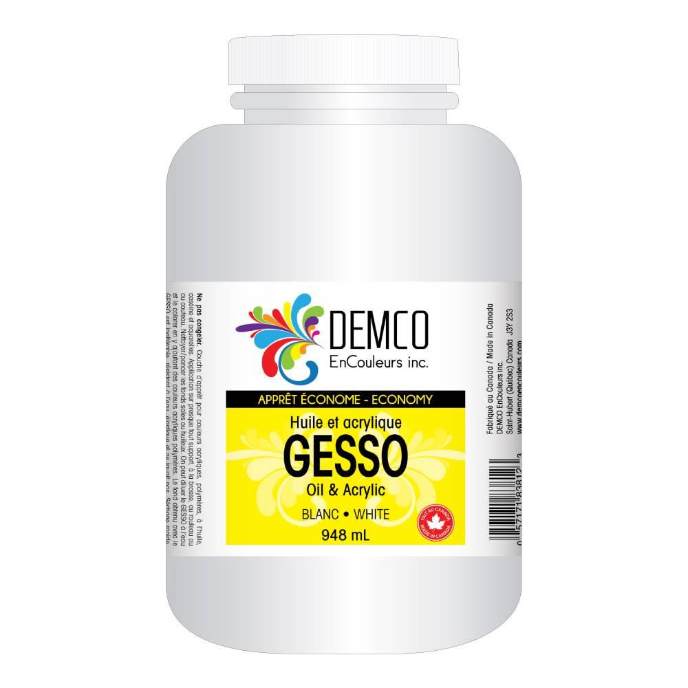 DEMCO DEMCO GESSO 3.6L