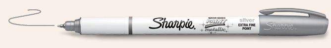 SANFORD SHARPIE POSTER PAINT MARKER