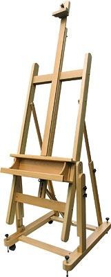 ART ADVANTAGE ART ADVANTAGE H FRAME BEECH STUDIO EASEL    E381