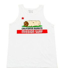 Mission Surf MS - CALIFORNIA BURRITO - TANK TOP -