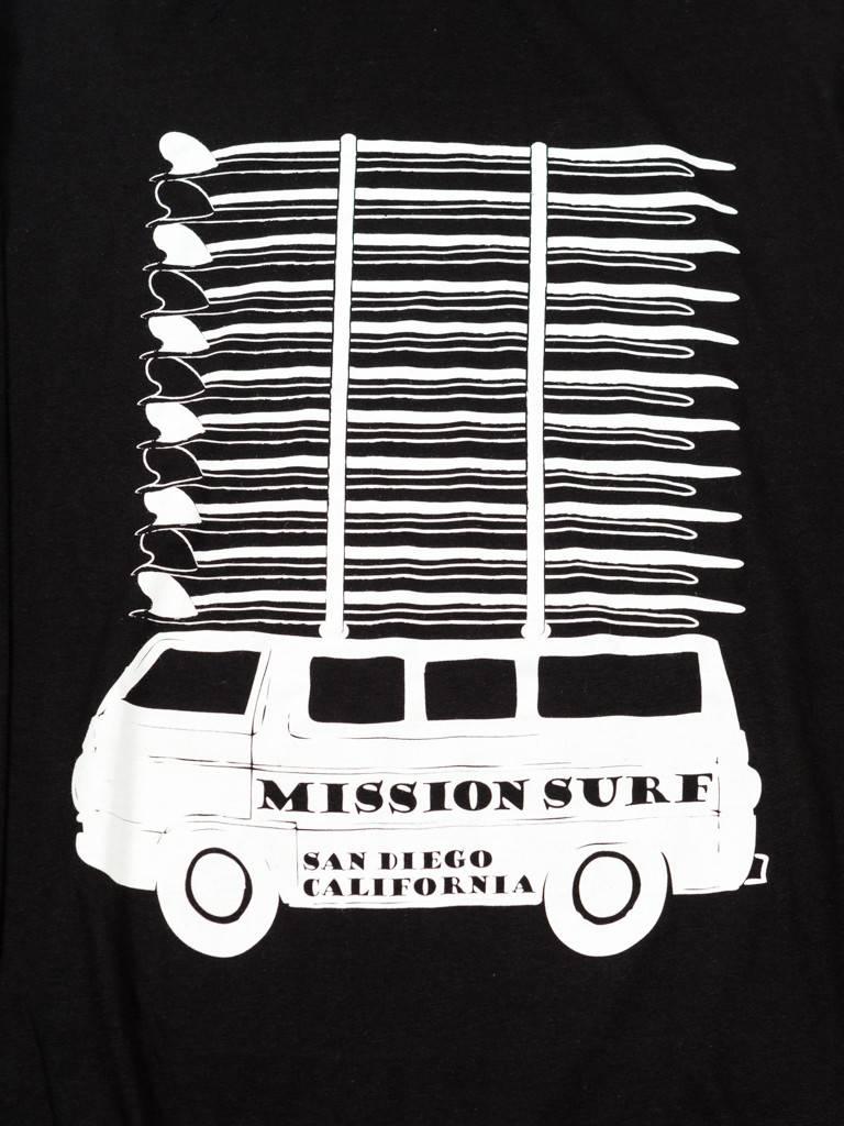 Mission Surf MISSION SURF VAN LTWT PULLOVER HOOD