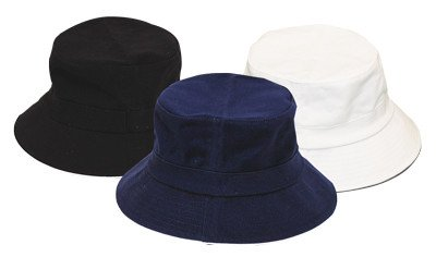 Wet Products BUCKET HAT 100% COTTON