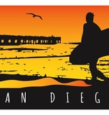 "Wet Products SAN DIEGO BEACH TOWEL - PLUSH VELOUR 30"" x 60"""