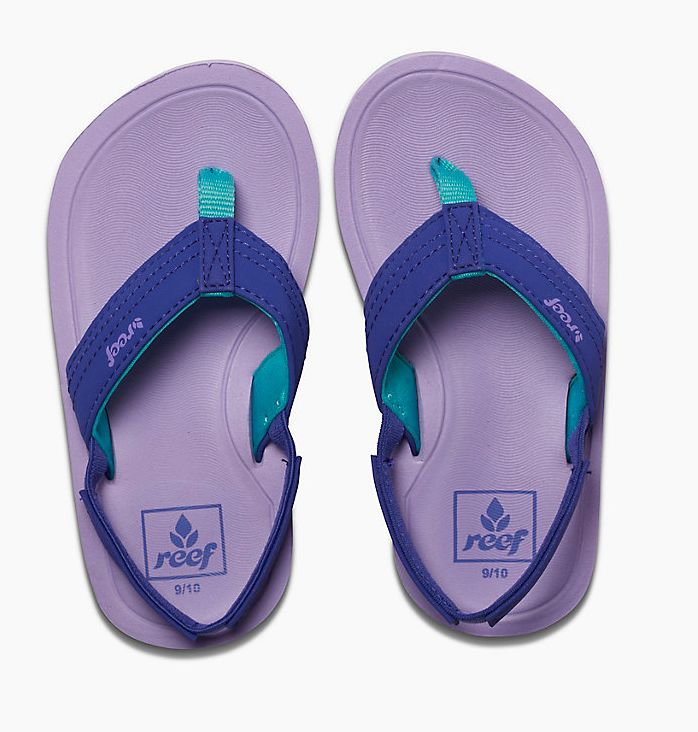 Reef REEF GIRLS LAVENDER LITTLE SPLASH