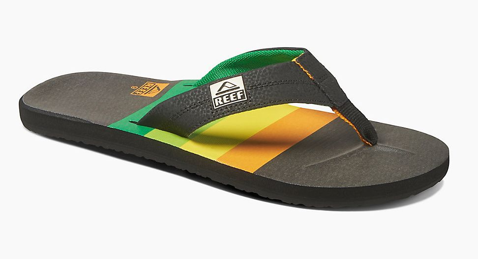 Reef REEF MENS DARK RASTA HT PRINTS