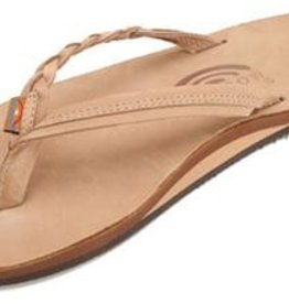 Rainbow Sandals Rainbow W'S Flirty Braidy Single Arch
