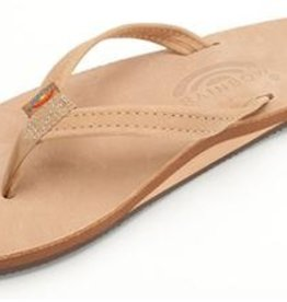Rainbow Sandals Rainbow W's Premier Lthr Sgl Layer Narrow