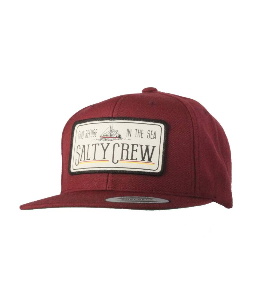 Salty Crew SALTY CREW TRAWLER PATCHED HAT