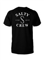 Salty Crew SALTY CREW S HOOK SST BLACK