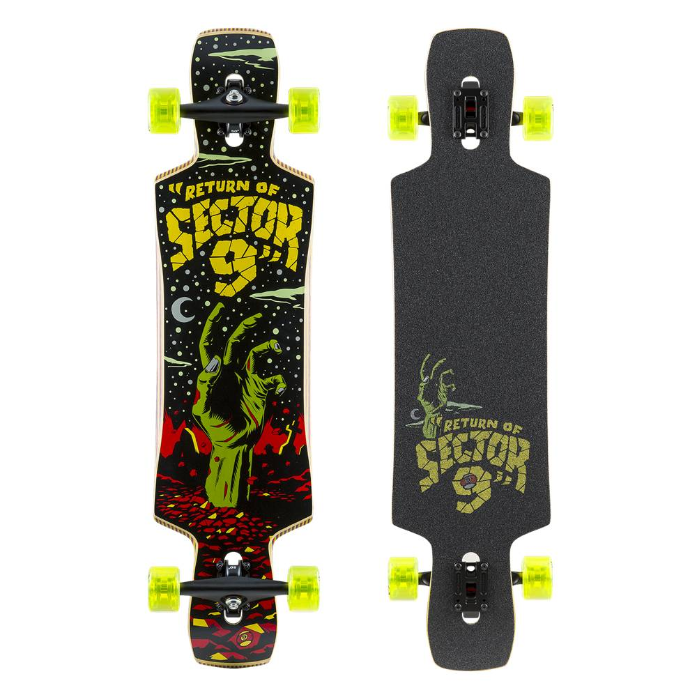 Sector 9 SECTOR 9 STATIC COMPLETE 39.5""