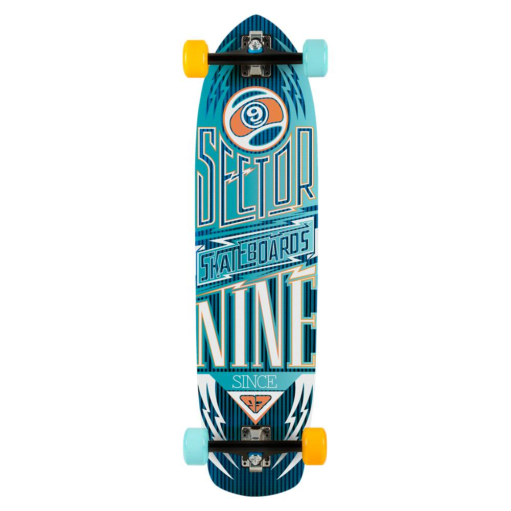 """Sector 9 SECTOR 9 CARBON FLIGHT COMPLETE 36"""""""