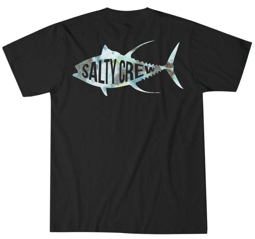Salty Crew SALTY CREW FISHER SS T-SHIRT