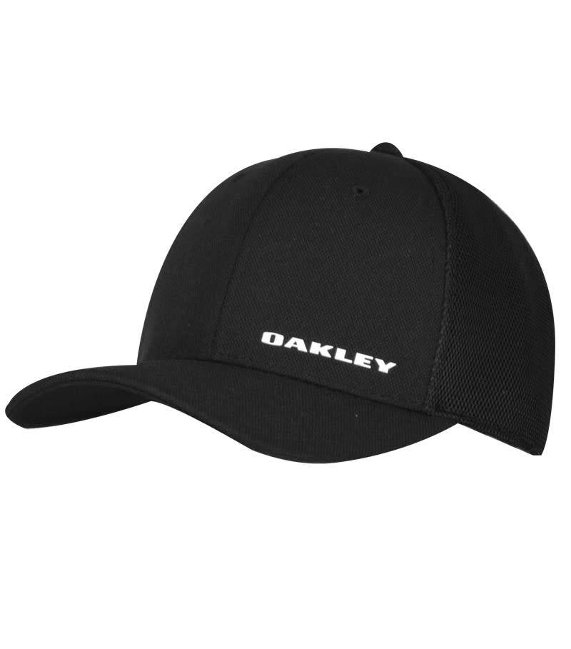 Oakley OAKLEY SILICON BARK TRUCKER 4.0, Black, S/M