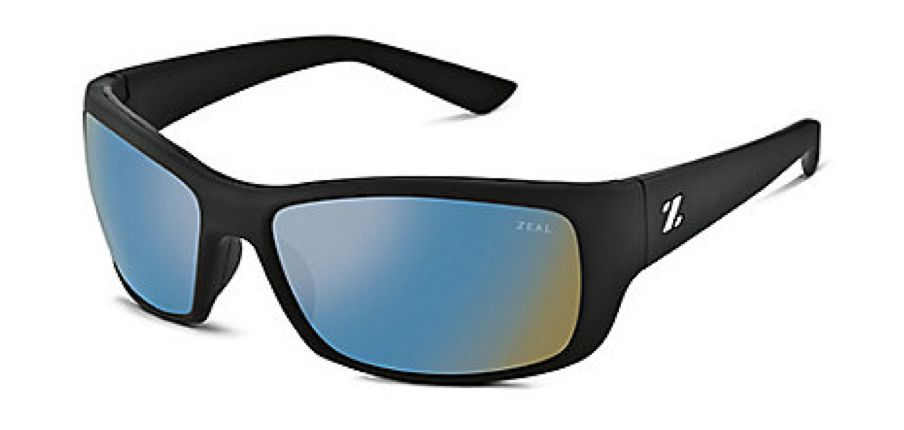 Zeal Optics ZEAL TRACKER Tactical Black/Dark Grey