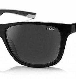 Zeal Optics ZEAL RADIUM MATTE BLACK DARK GREY