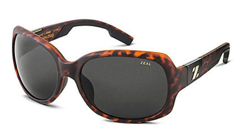 Zeal Optics ZEAL PENNY LANE Matte Demi Tortoise/Dark Grey