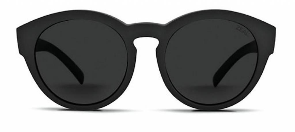 ZEAL FLEETWOOD Matte Black/Dark Grey