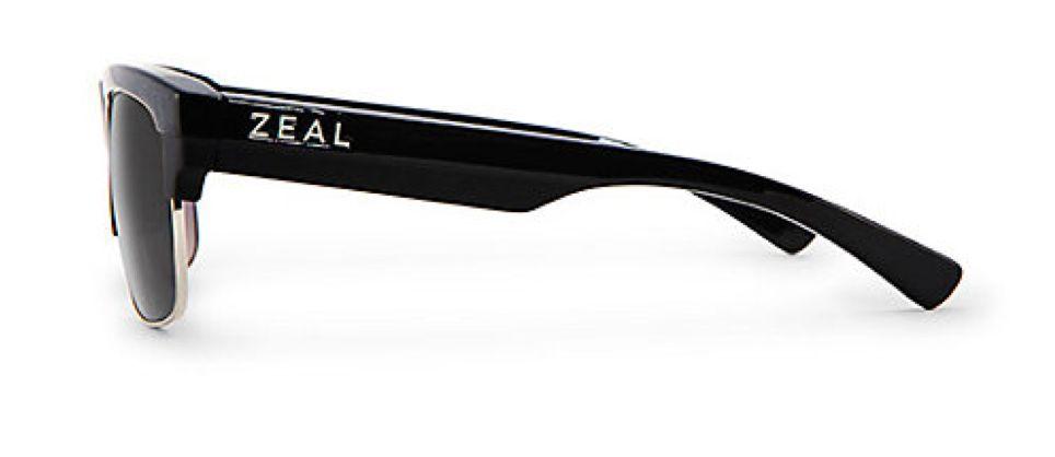 ZEAL EMERSON Black Gloss/Dark Grey