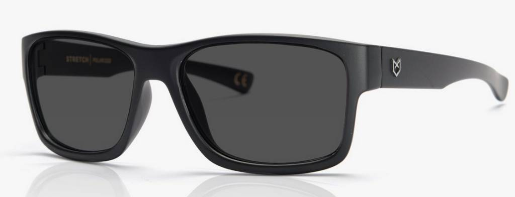 Madson MADSON STRETCH Black Matte / Grey Polarized
