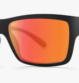 Madson MADSON PISTON Black Matte/Red Chrome Polarized