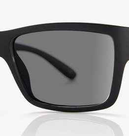 Madson MADSON PISTON Black Matte/Grey Polarized
