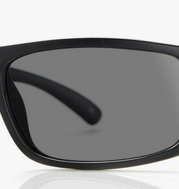 Madson MADSON MAGNATE BLACK MATTE / GREY POLARIZED