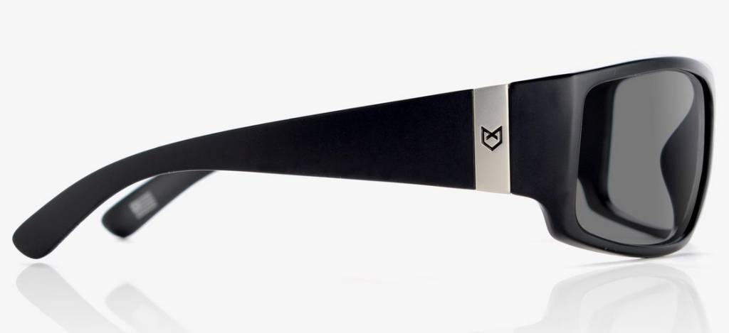 Madson MADSON MAGNATE Black Matte/Grey Polarized