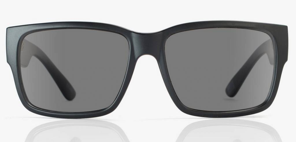 Madson MADSON CLASSICO Tort-Black Matte/Grey Polarized
