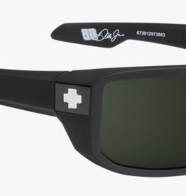 Spy Optic SPY MCCOY SoftMatteBlack/HappyGrayGreenPolar