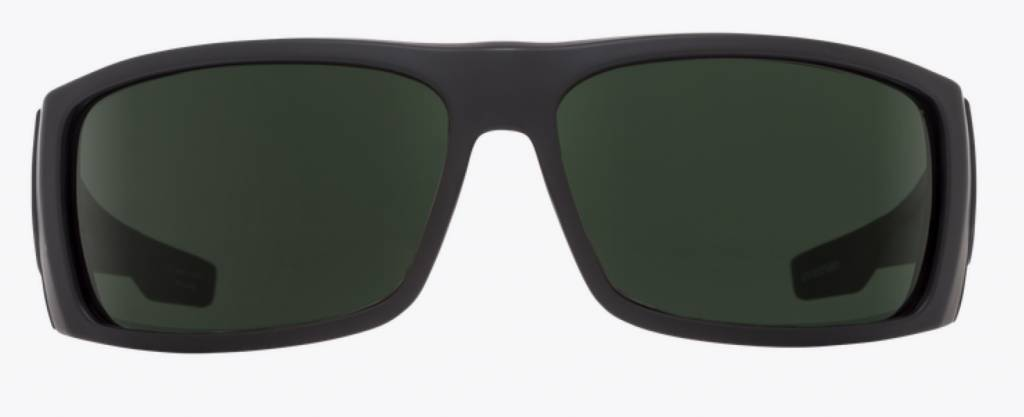 Spy Optic SPY KONVOY Matte Black/Happy Grey Green