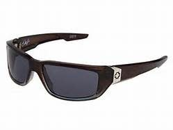 Spy Optic SPY DIRTY MO Black/Happy Bronze Polar Black Mirror