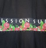 Mission Surf SURF BAND - RED FLORAL BAJA HOODIE