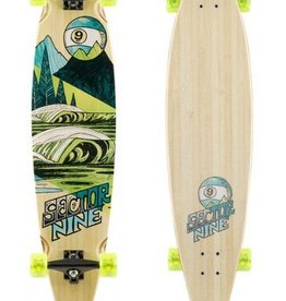"Sector 9 SECTOR 9 - OFFSHORE 16 9.375"" X 39.5"" COMPLETE"