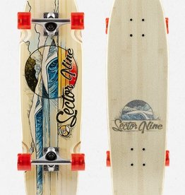 "Sector 9 SECTOR 9 - BAMBOOZLER 31.5"" X 8.5"" COMPLETE"