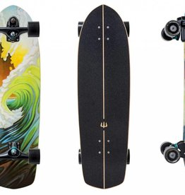 Carver Skateboards CARVER GREENROOM C7 34""