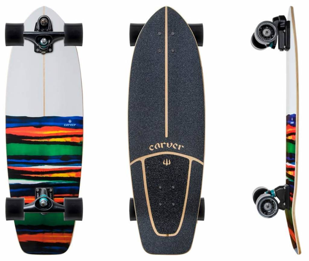 "Carver Skateboards CARVER RESIN C7 31"" - Mission Surf"