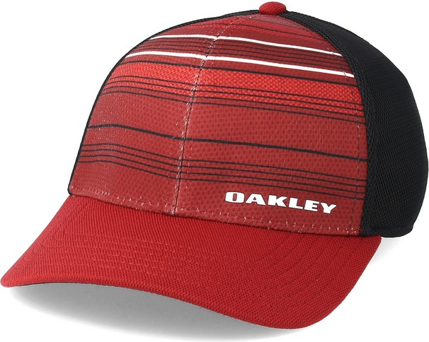 Oakley OAKLEY SILICONE BARK TRUCKER HAT 2.0