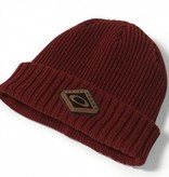 Oakley OAKLEY DEAD TREE CUFF BEANIE - 80U IRON RED