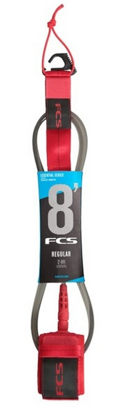 FCS FCS 8' REG LEASH ESSENTIAL