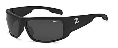 Zeal Optics ZEAL SNAPSHOT MATTE BLACK ELLUME DARK GREY