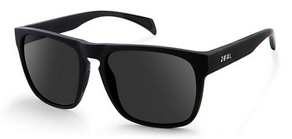 Zeal Optics ZEAL CAPITOL BLK MATTE ELLUME DARK GREY