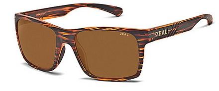 Zeal Optics ZEAL COPPER BREWER MATTE WOODGRAIN