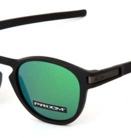 Oakley OAKLEY LATCH MATTE BLACK PRIZM JADE IRIDIUM