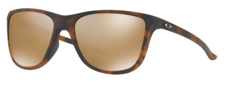 Oakley OAKLEY REVERIE MATTE BROWN TORTOISE TUNGSTEN IRIDIUM POLARIZED