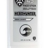 Headhunter HEADHUNTER SPF 45 FACE STICK PREMIUM CLEAR / WHITE